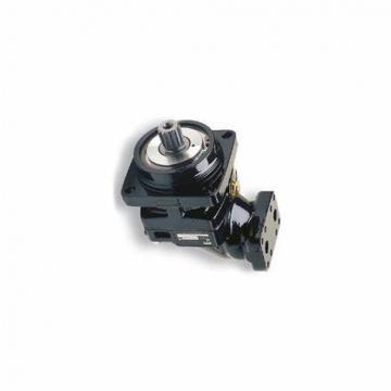 Parker PVP16 20RP12 Variable Volume Piston Pompe W Baldor 2HP Moteur / 16 In ^ 3