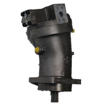 Eaton Hydraulics Division Parts List 74624 High Torque Axial Piston Motor 7-134