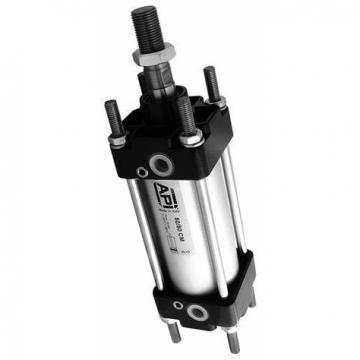 "Bosch Air Pneumatic Tie Rod Cylinder 5"" Stroke 2 1/2"" Bore 0 822 243 005 New"