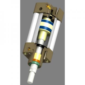 "Bosch Air Pneumatic Tie Rod Cylinder 3"" Stroke 2 1/2"" Bore 0 822 243 003 New"